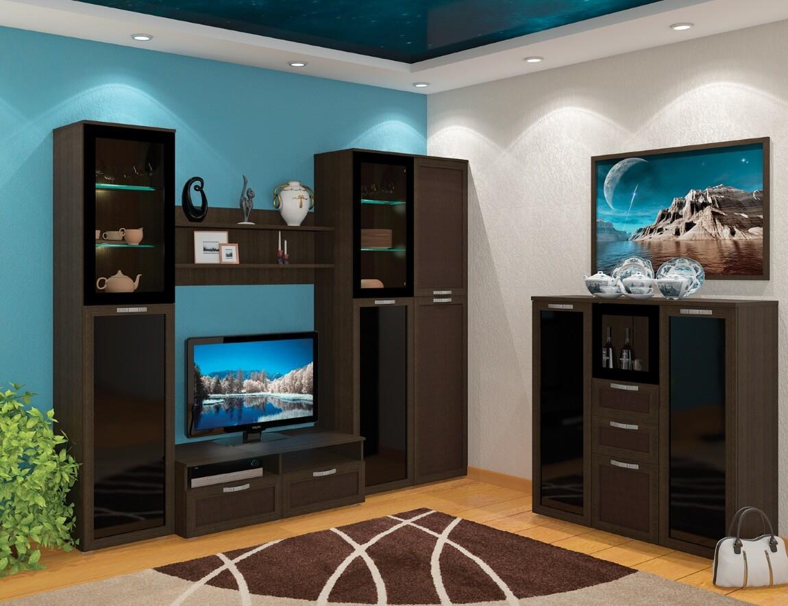 """Стенка """"домино"""" производство новгород. мебель для всех."""