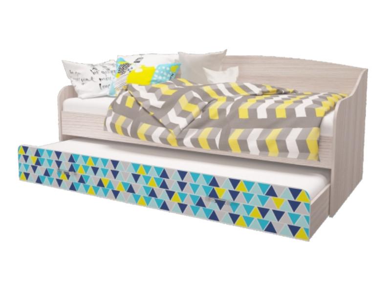 Кровать-софа выдвижная 2052х866х826 мм