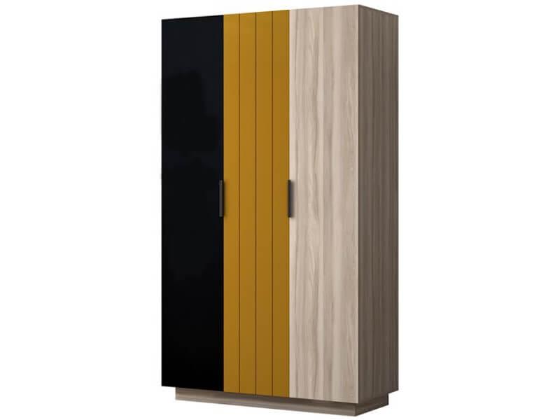 Шкаф 3-дверный 780 1200х2116х519 мм