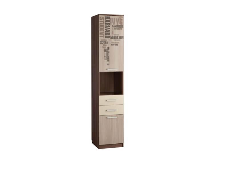Шкаф комбинированный малый 432х474х2205