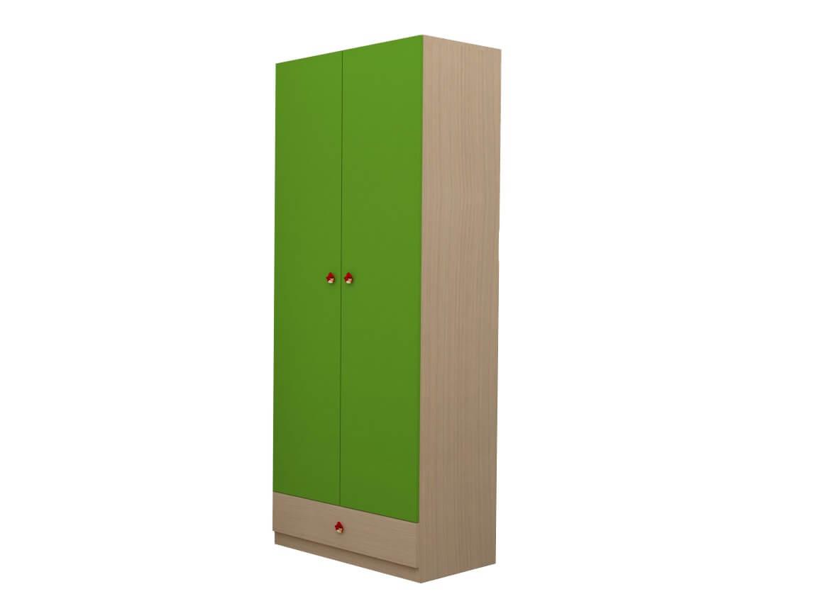 Шкаф плательный Лайм