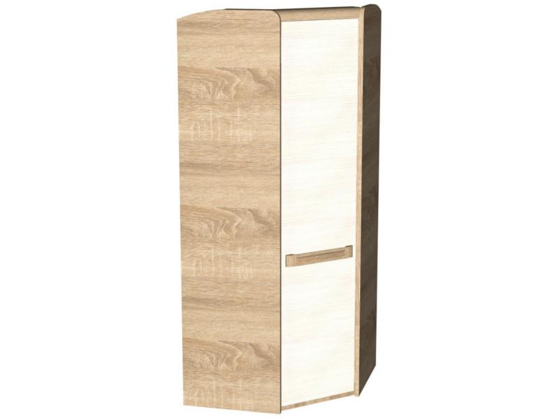 Шкаф для одежды угловой 870х870х2050