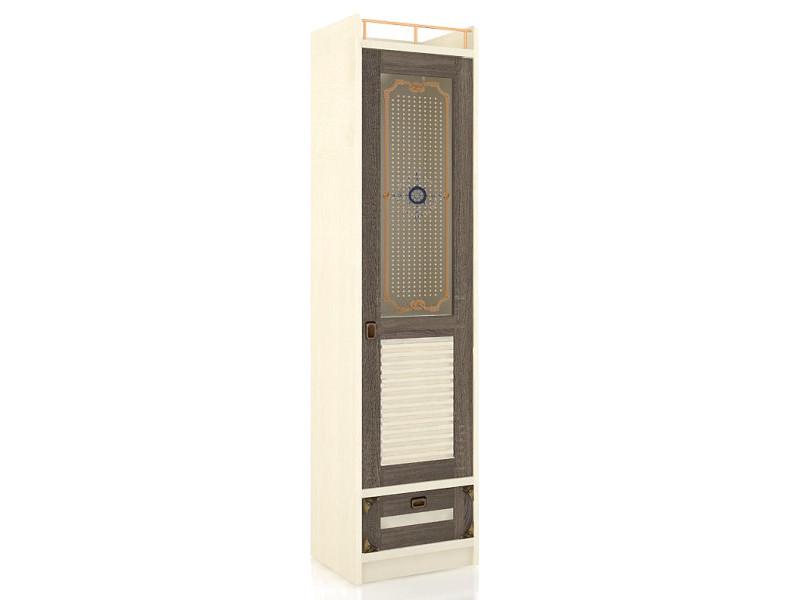 Шкаф одностворчатый с глухой дверью ЛД.509020.000 М 476х1984х440
