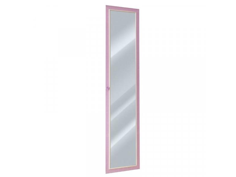 Фасад дверь шкафа зеркальная ЛД.517130.000 440х190