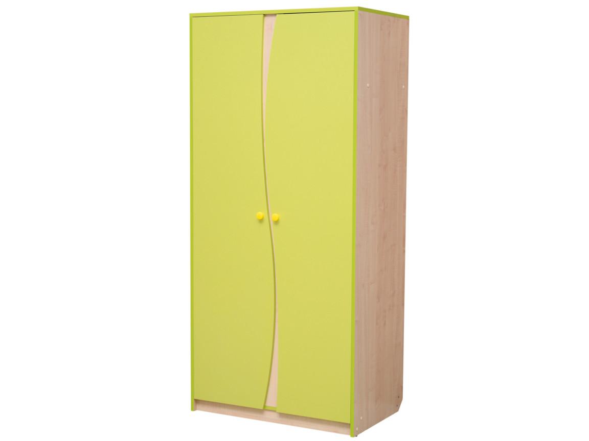 Шкаф 2-х дверный 850x1850x540