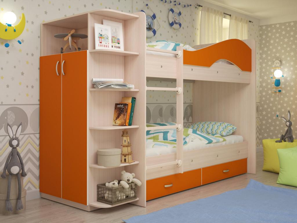 Млечный дуб с Оранжевыми вставками