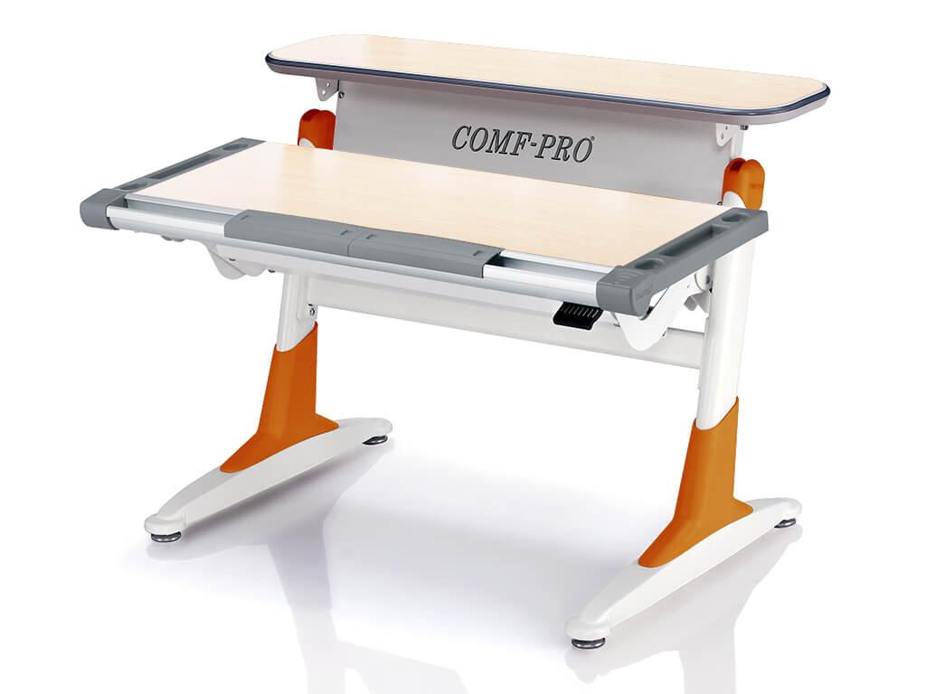 Парта Comf-Pro Coho TH-333 TG-Y тик-оранжевый