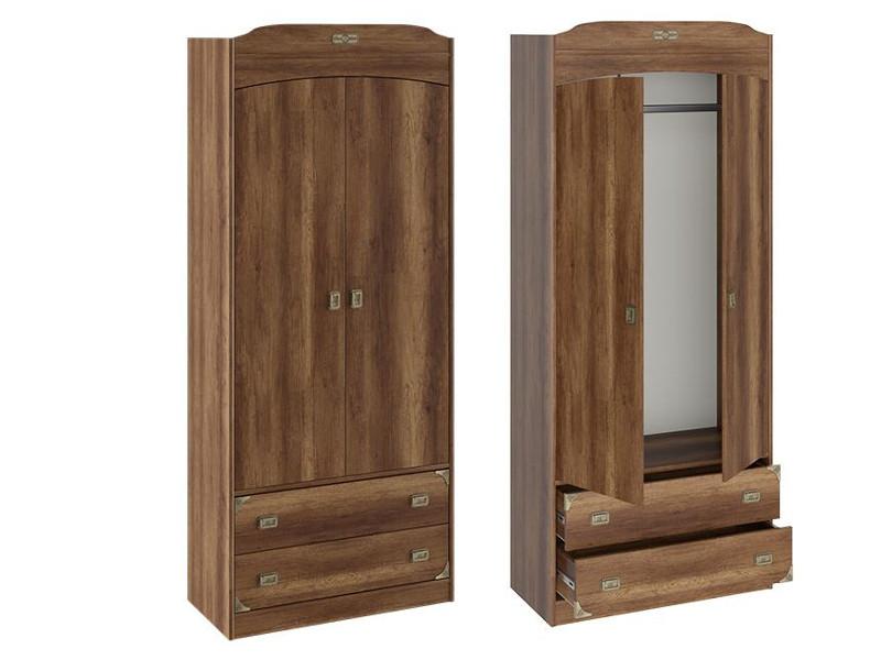 Шкаф комбинированный для одежды ТД-250.07.22 902х434х2161