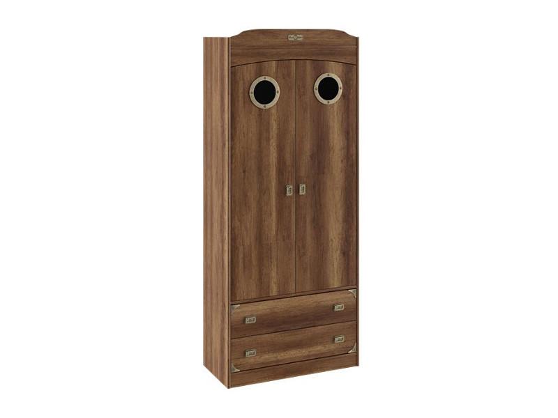 Шкаф комбинированный для одежды с иллюминатором СМ-250.07.22 902х434х2161