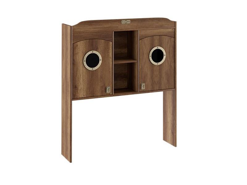 Шкаф настольный с иллюминатором СМ-250.15.11 1210х279х1402