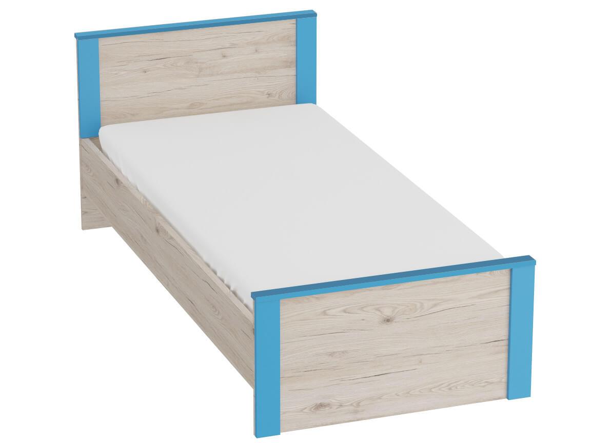 Кровать 960х2055х795 без основания