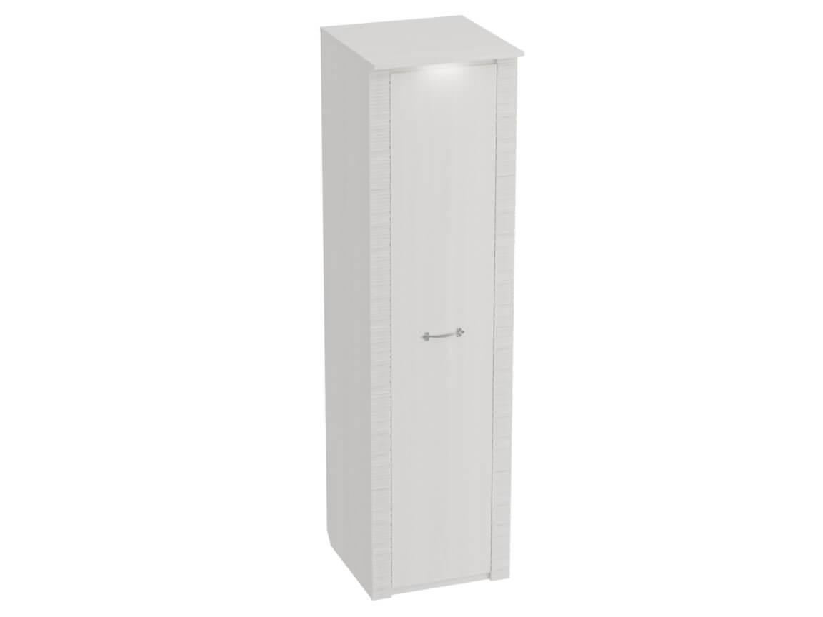 Шкаф 1-дверный с подсветкой 590х645х2185