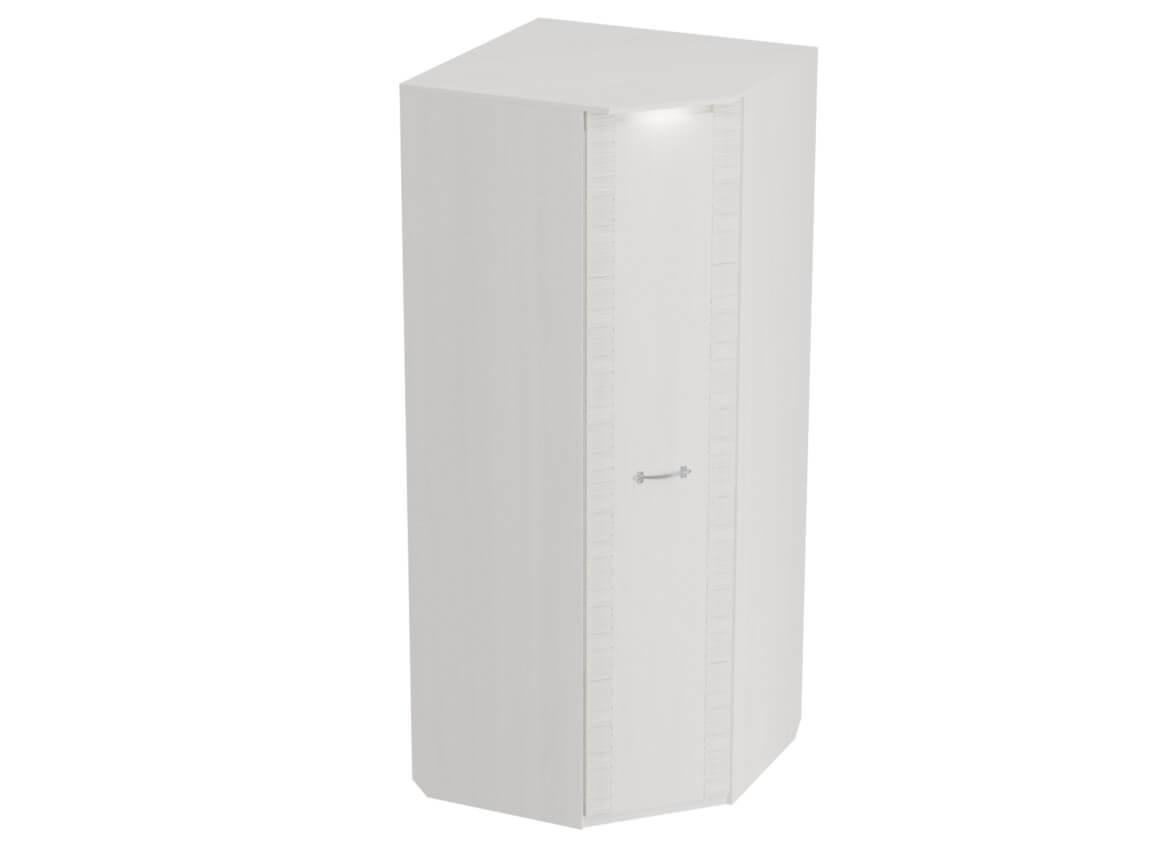 Шкаф угловой с подсветкой 900-645х900х2185