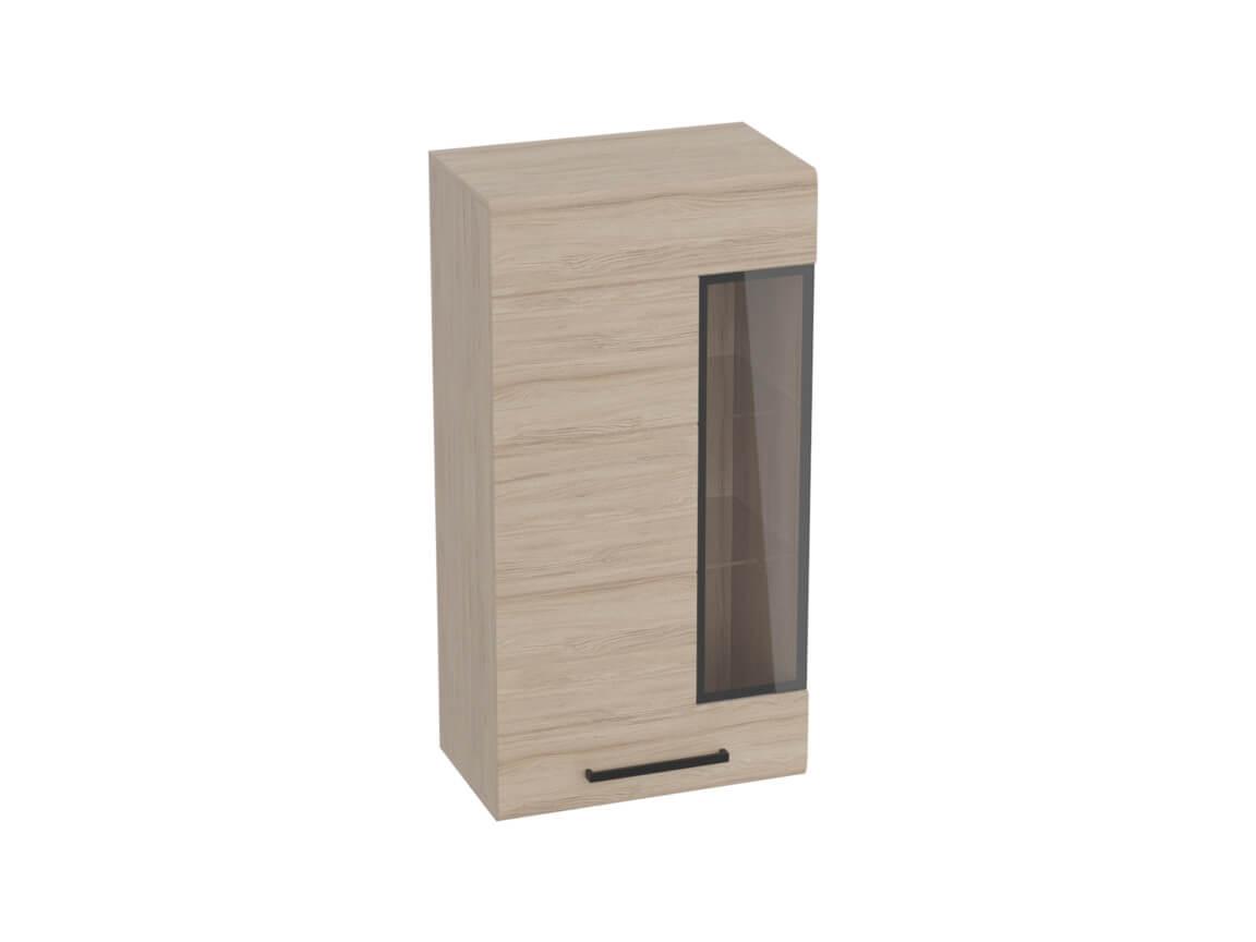 Шкаф-витрина 595х335х1145