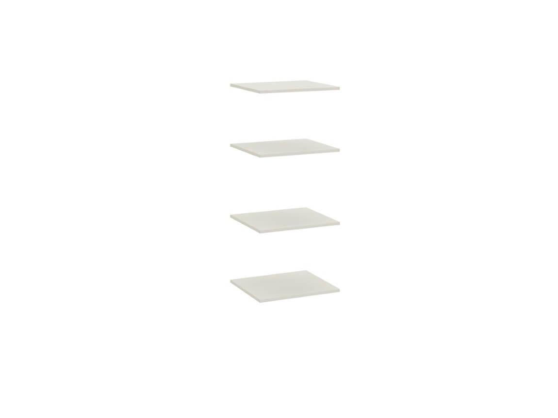 Комплект полок для шкафа ТД-235.07.26-01 460х405мм