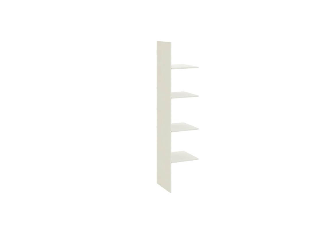 Комплект полок с перегородкой шкафа для одежды ТД-235.07.22-01 1718х366х382мм