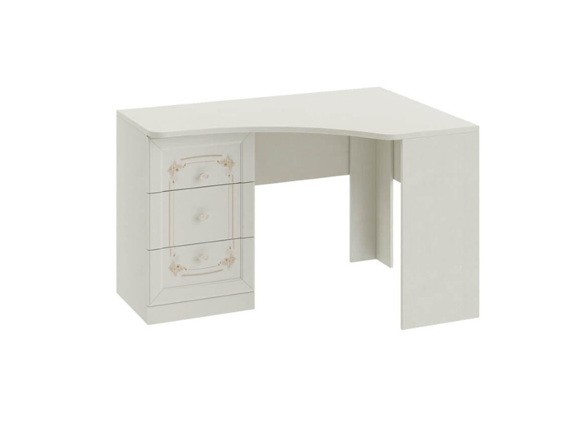 Письменный угловой стол с ящиками ТД-235-15-03 755х1210х890