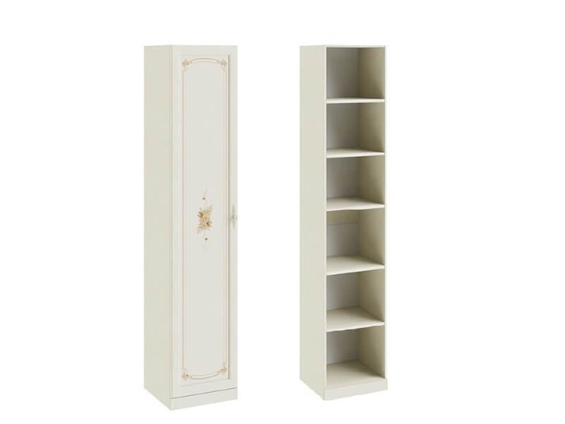 Шкаф для белья с 1-ой дверью СМ-235-21-01 2161х447х429