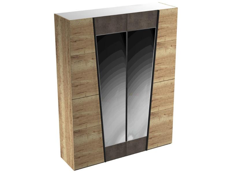 Шкаф 4-х дверный 1800х544х2300
