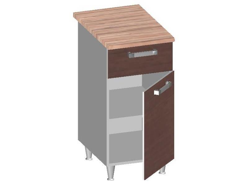 Стол-шкаф 14.22 на 400 845-400-600