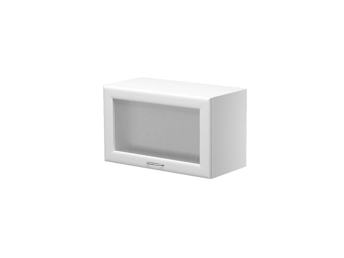 Шкаф навесной с подъёмной дверкой со стеклом ШН.60.3ВГ 600х300х360