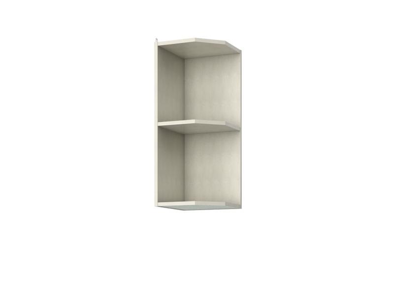 Шкаф навесной торцевой 300х720х300 ПТ-30