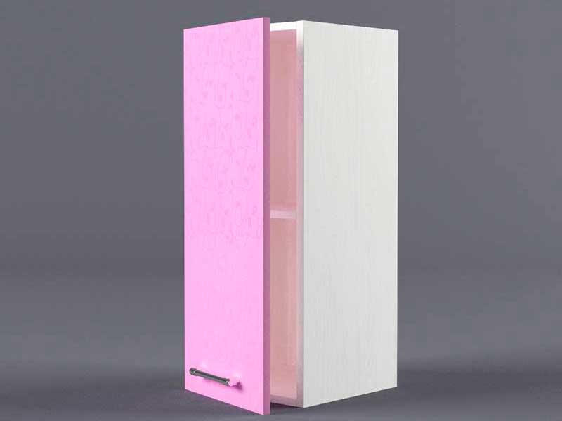 Шкаф навесной В200 1дв 720х200х300 Фиолетовый