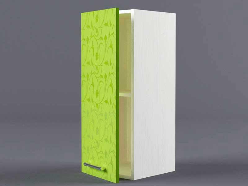 Шкаф навесной В200 1дв 720х200х300 Лимон