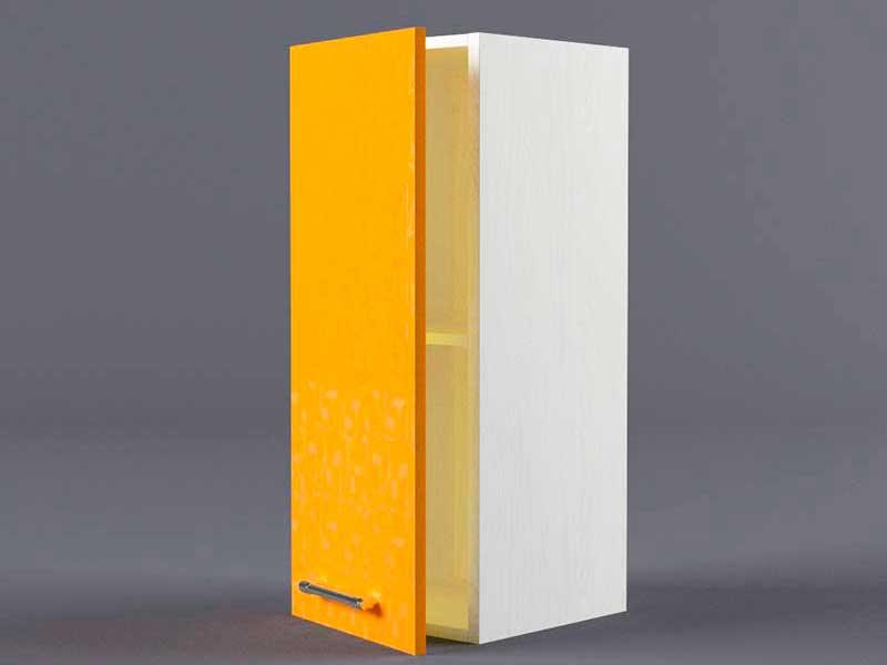 Шкаф навесной В200 1дв 720х200х300 Оранжевый