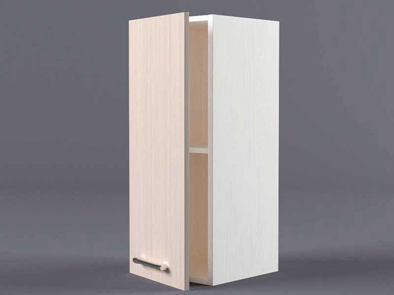 Шкаф навесной В200 1дв 720х200х300 Шимо светлый