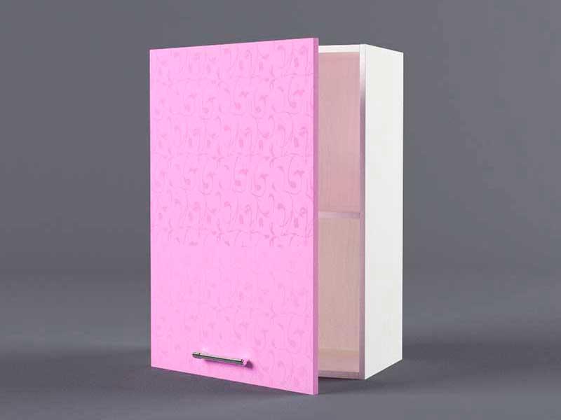 Шкаф навесной В500 1дв 720х500х300 Фиолетовый