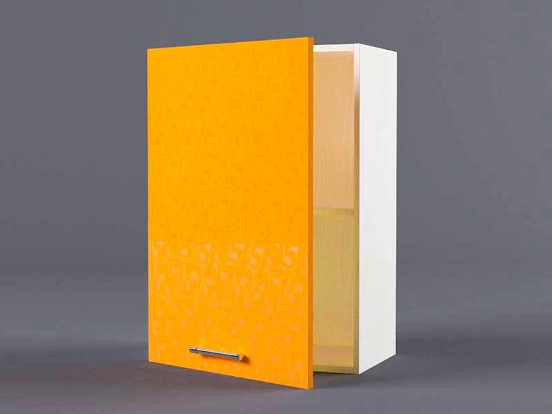 Шкаф навесной В500 1дв 720х500х300 Оранжевый