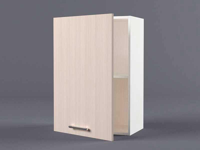 Шкаф навесной В500 1дв 720х500х300 Шимо светлый