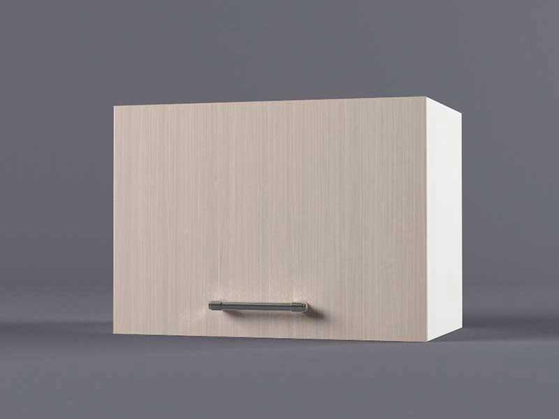 Шкаф навесной В500 1газ 360х500х300 Бежевый