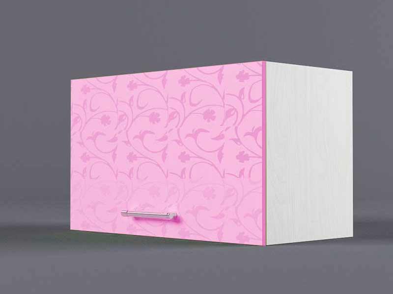 Шкаф навесной В600 1газ 360х600х300 Фиолетовый