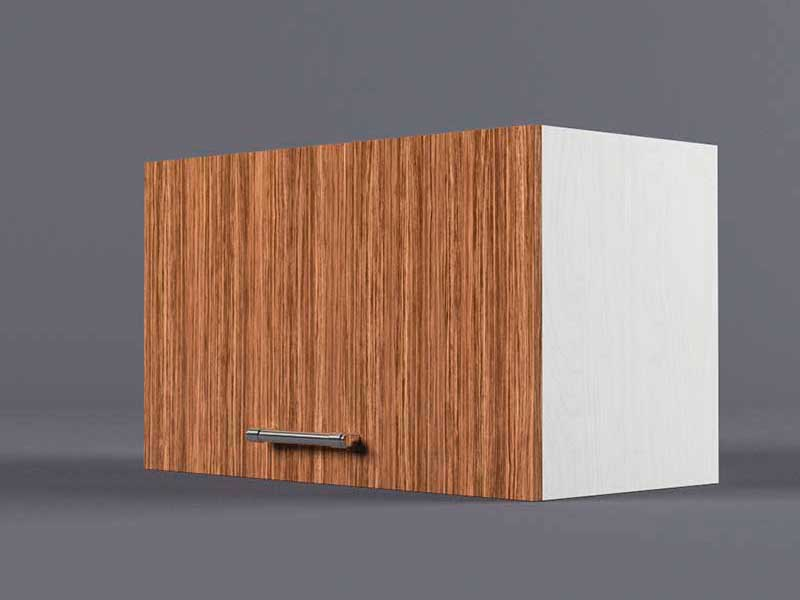 Шкаф навесной В600 1газ 360х600х300 Бодега темная