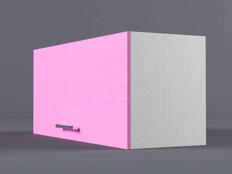 Шкаф навесной В800 1газ 360х800х300 Фиолетовый