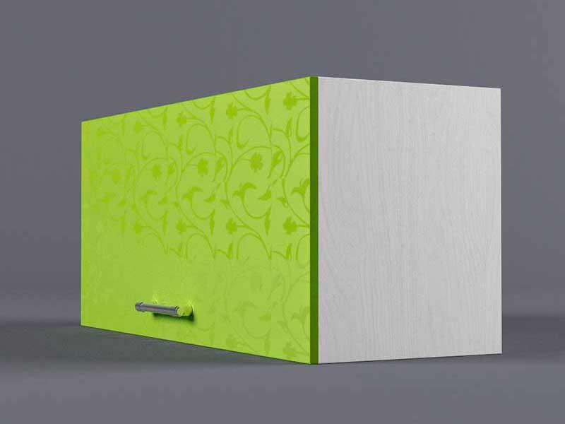 Шкаф навесной В800 1газ 360х800х300 Лимон