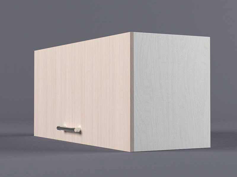 Шкаф навесной В800 1газ 360х800х300 Шимо светлый