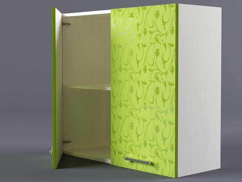 Шкаф навесной В800 2дв 720х800х300 Лимон