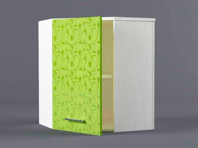 Шкаф навесной ВУ600х600 1дв 720х600-600х300 Лимон