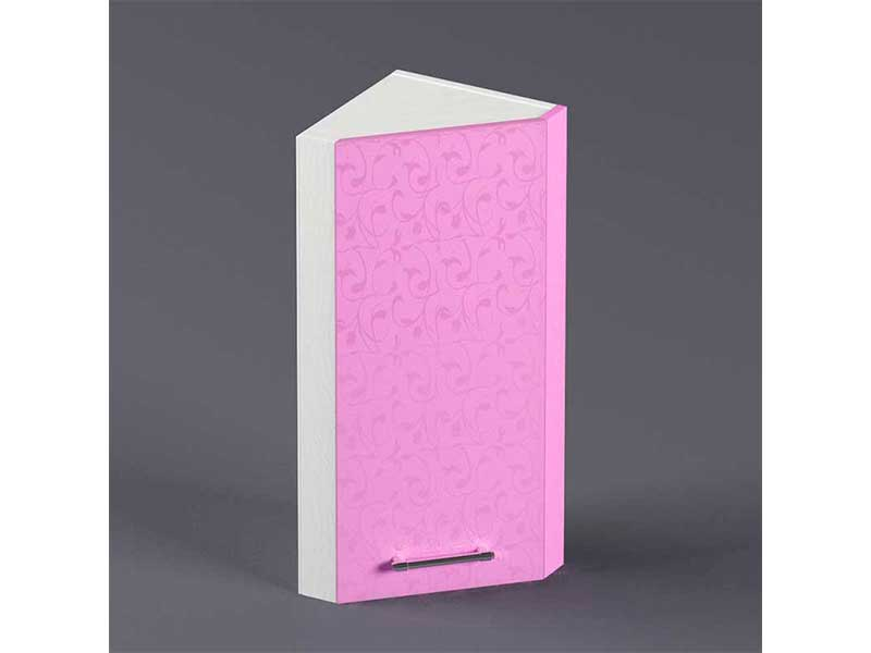 Шкаф навесной ВУЗ300 1дв скос левый 720х300х300 Фиолетовый
