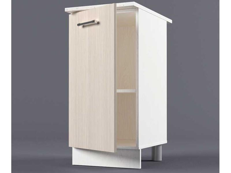 Шкаф напольный Н400 1дв 850х400х600 Шимо светлый