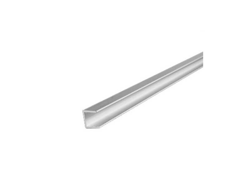Планка торцевая П для стеновой панели 600 мм