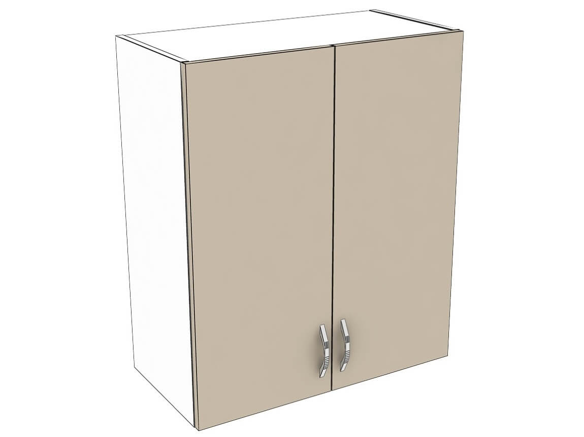 Шкаф навесной 600 2Д