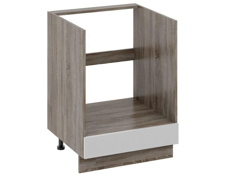 Шкаф нижний под бытовую технику с 1-м ящиком НБ1я-72-12-60-1Я 822x600x582мм