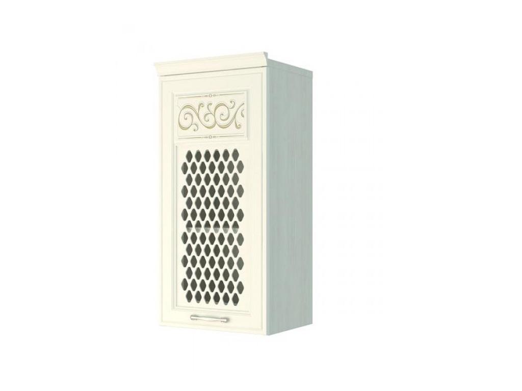 Шкаф лев-прав с решеткой 19.23 400x320х850