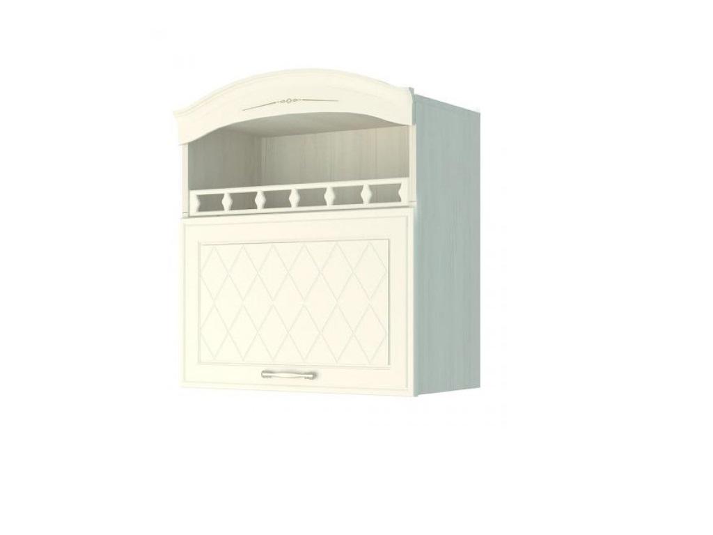 Шкаф над вытяжкой с нишей 19.13 600х320х450