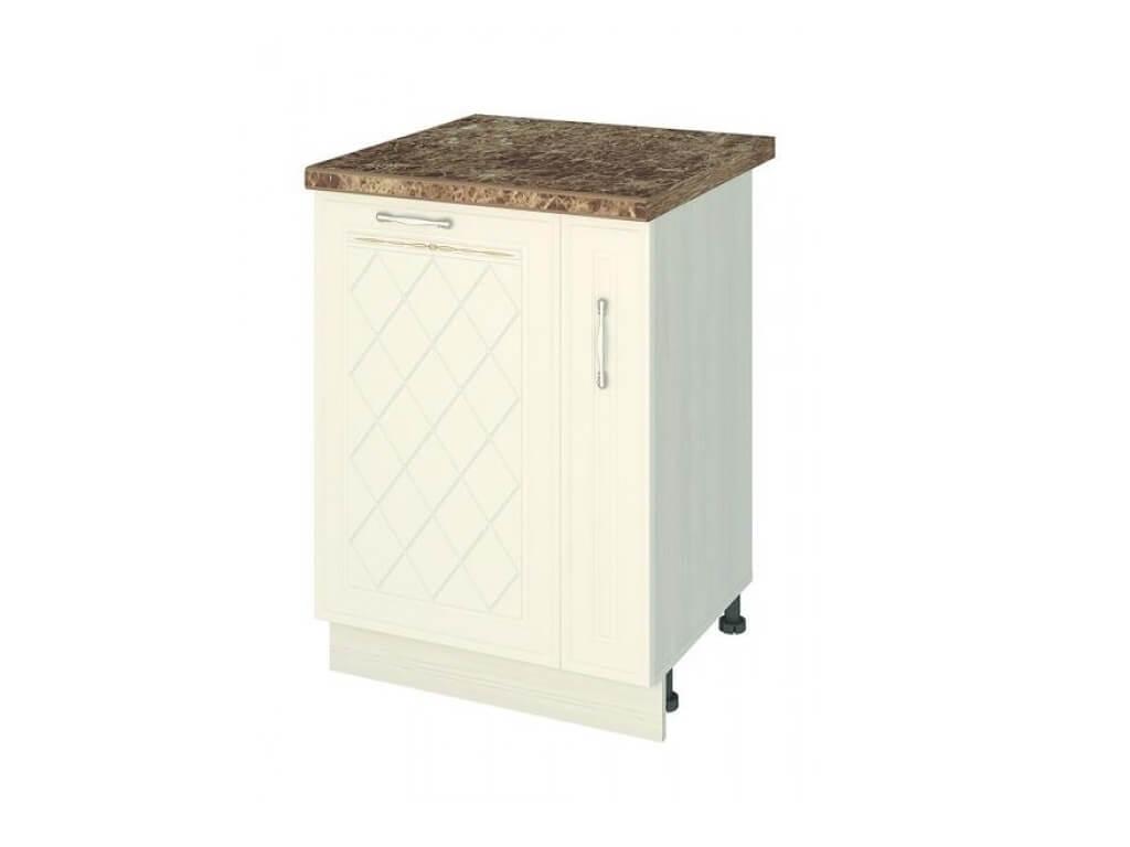 Панель для посудомоечной машины на 450 мм с бутылочницей на 150 19.68 600х530х820
