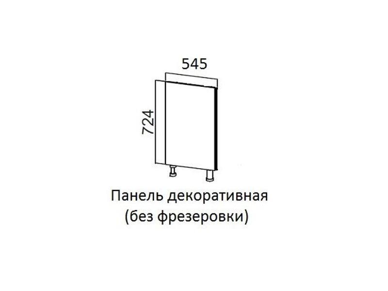 Панель декоративная 724х545х16мм